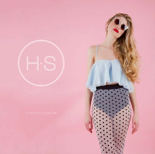 hayley scanlan fashion design
