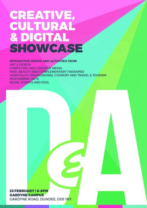 creative, cultural and digital showcase
