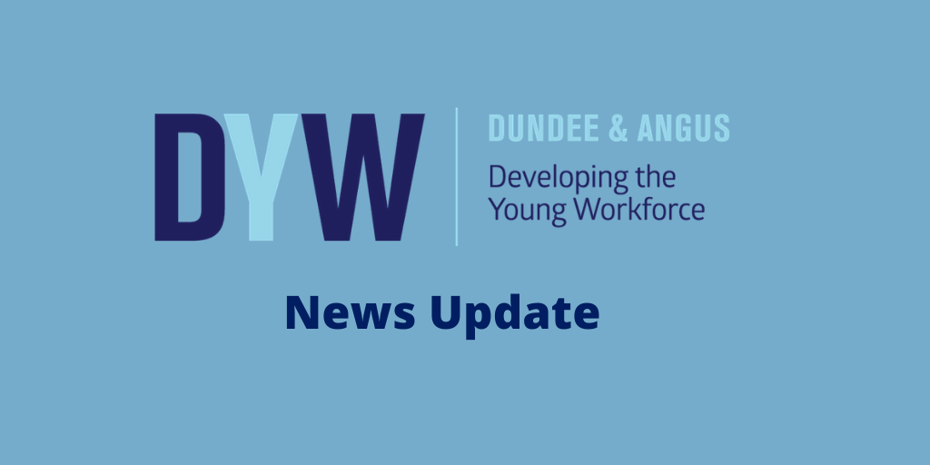 DYW Dundee & Angus Appoints School Co-ordinators
